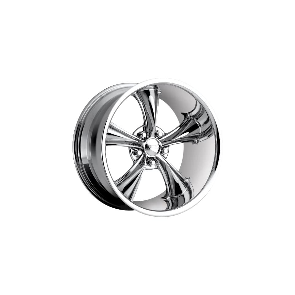 Boss Motorsports Series 338 Chrome Wheel (17x8/5x115mm)