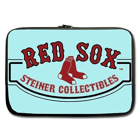 Red Sox Steiner Logo personalizado funda ordenador portátil funda para MacBook Pro de 17 pulgadas (