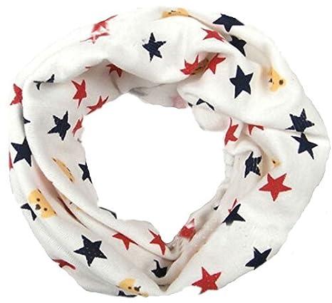 Gorro de punto para bebé , diseñ o de bú ho, varios colores blanco roto Star colorful diseño de búho TheWin