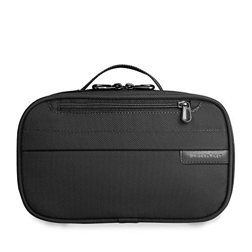 [Briggs & Riley Baseline Expandable Toiletry Kit 115X (Black)] (Briggs & Riley Mesh Garment Bag)