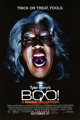 Boo! A Madea Halloween - Authentic Original Movie Poster