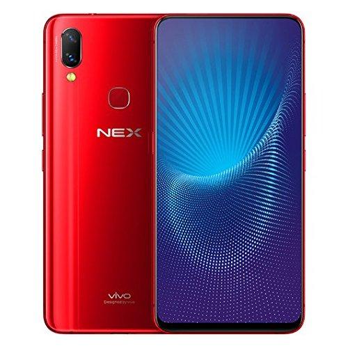 Vivo Nex S Mobile Phone Snapdragon 845 Octa Core 6.59