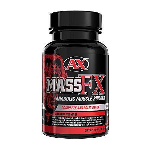Athletic Xtreme Black Mass FX Capsules - Pack of 112 by Athletic Xtreme