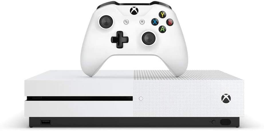 Xbox One S - Consola 500 GB + Sombras De Guerra + Game Pass (1M ...