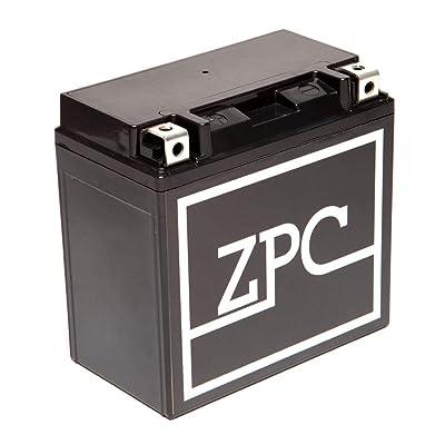 ZPC Battery ZPC-YTX14-BS lead_acid_battery