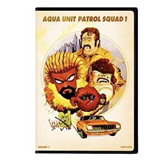 Aqua unit patrol squad theme