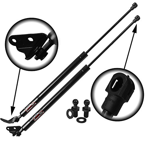 Qty (2) Fits Mazda5 Fits Mazda 5 2006 To 2010 Hatch Liftgate Trunk Lift Supports Struts ()