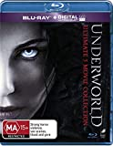 Underworld 5 Movie Collection: Underworld / Awakening / Evolution / Rise of the Lycans / Blood Wars Blu-ray / Ultra Violet