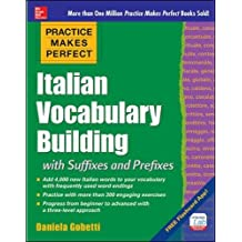 Practice Makes Perfect: Italian Vocabulary Builder