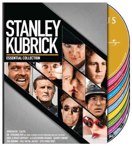 Stanley Kubrick: The Essential - Kubrick Box