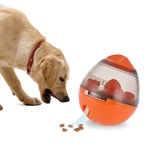 DADYPET Treat Ball, Interactive Dog Toys Treat Dispenser, IQ