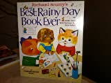 Richard Scarry's Best Coloring Activity Book Ever, Richard Scarry, 0394830180