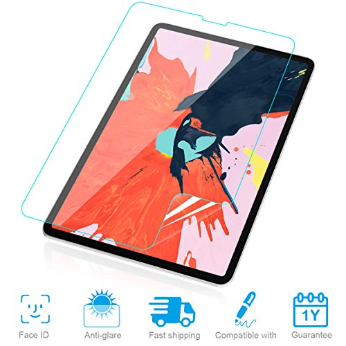 Buy New iPad Pro 11 Screen Protector, High Touch Sensitivity PYS Paper-Like Screen Protector Compati...