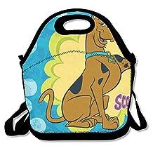 NaDeShop Scooby Doo Lunch Bag Tote