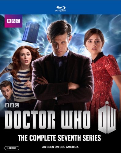 Blu-ray : Doctor Who: The Complete Seventh Series (Full Frame, Boxed Set, Dolby, AC-3, )