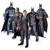 DC Collectibles Arkham Batman Action Figure 5-Pack