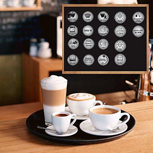 Melitta 1011-08 Look IV Timer Coffee Filter Machine, Black by Melitta by Melitta (Image #5)