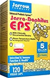 Jarrow Formulas Jarro-Dophilus EPS, 5 Billion Cells Per Capsule, Supports Intestinal Function and Health, 120 Veggie Capsules