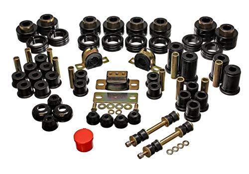 Energy Suspension 3.18107G HYPER-FLEX SYSTEM Complete Master Bushing Set (Bushing Flex Hyper Master)