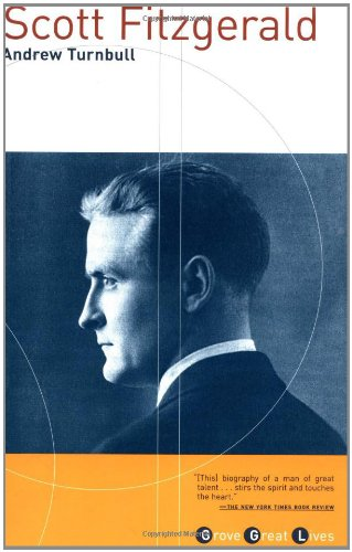 Scott Fitzgerald by Andrew Turnbull