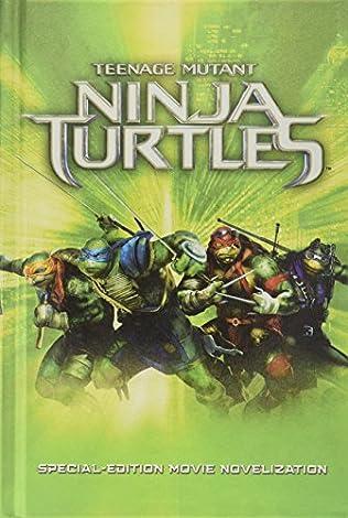 book cover of Teenage Mutant Ninja Turtles