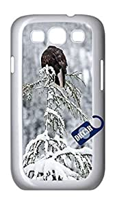 Cell phones cases for samsung s3 I9300,Hard Case for samsung s3 I9300(Bald eagles).