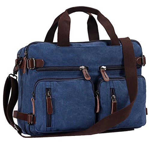 Backpack Messenger Bag Hybrid - 7