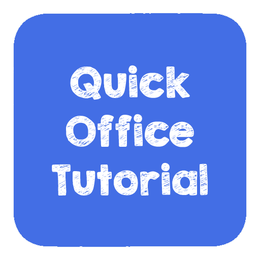 Quickoffice tutorial apk download for android.