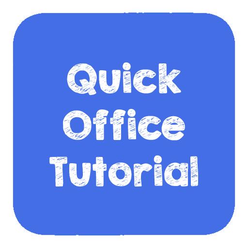 quickoffice app - 4