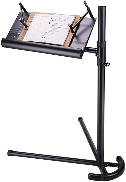 De Pie Levantamiento Móvil Mesa Para Laptop Altura Ajustable ...