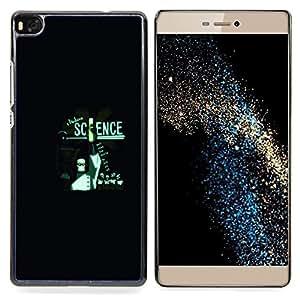 Stuss Case / Funda Carcasa protectora - Modern Science - Huawei Ascend P8 (Not for P8 Lite)