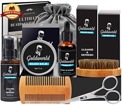 GoldWorld Beard Grooming Kit