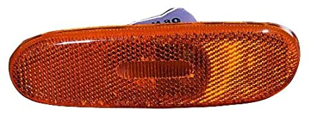 Depo 312-1411L-US Toyota Driver Side Replacement Side Marker Lamp Unit without Bulb