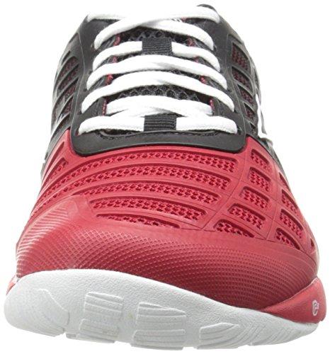 Des Femmes 3 D'entraînement Chaussure Noir Reebok Crossfit Rouge 0 z8wqxEUx