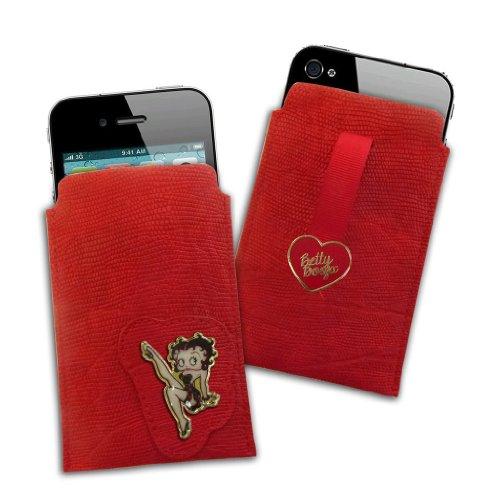Betty Boop Classique Rouge pour iPhone