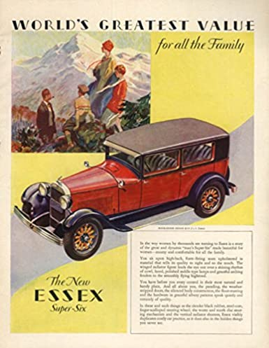 1928 essex value