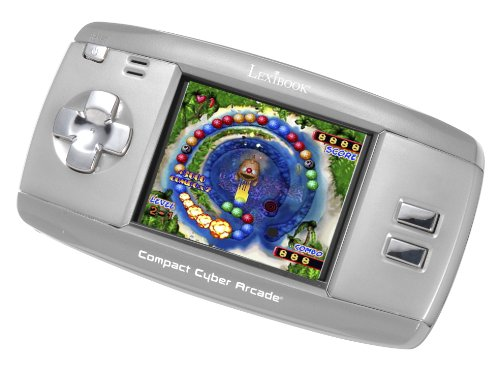 LEXiBOOK JL2350 200 Game Console product image
