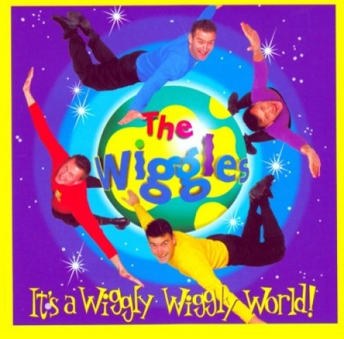 It's A Wiggly Wiggly World (The Wiggles Its A Wiggly Wiggly World)
