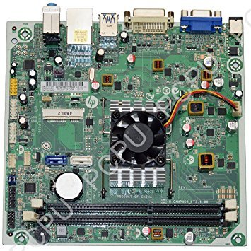 721891-002 HP 110-216 Camphor Desktop Motherboard w/ AMD A6-5200 2.0GHz -