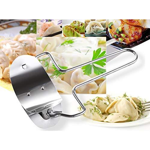 ️ Yu2d ❤️❤️ ️Set of Dumpling Mould Traditional Hand Tool Dumpling Marker 5pcs Set