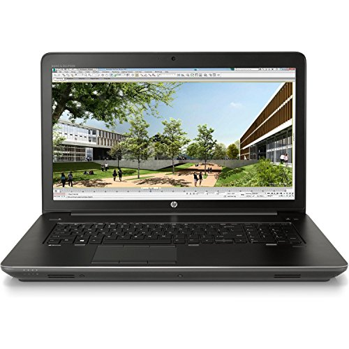 HP ZBook 17 G3 W9H19USABA 17.3-Inch Traditional Laptop
