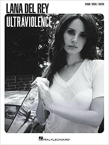 Lana Del Rey Ultraviolence Lana Del Rey 0888680027292 Amazon Com Books