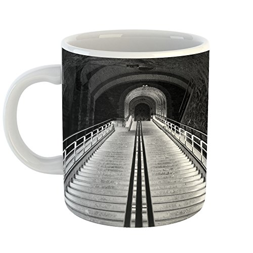 Center Wine Pier (Westlake Art - Vcp Reim - 11oz Coffee Cup Mug - Modern Picture Photography Artwork Home Office Birthday Gift - 11 Ounce (A636-06098))