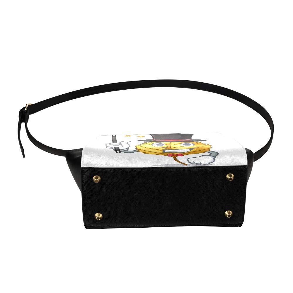 Mens Travel Bags Dark Black Hat Gorgeous Satchel Bag Crossbody Bags Travel Bags Duffel Shoulder Bags Luggage For Lady Girl Women Custom Travel Bag