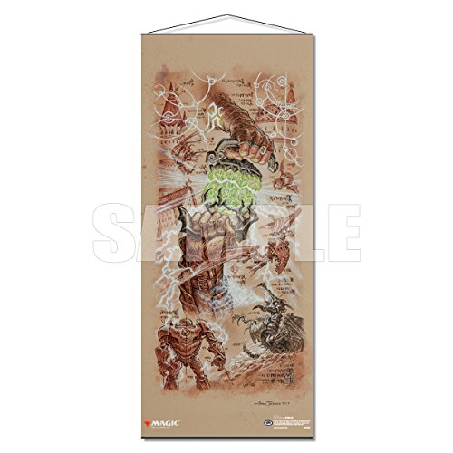 Official Magic: The Gathering Antiquities War Saga Wall Scroll