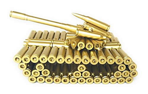 (Creative Gold Bullet Shell Metal Tank-Unique New Model Bullet Shell Casing Shaped Army Tank- Great Decorative Piece Artillery Artwork Metal Model- Home Living/Study Room Decorations Gift)