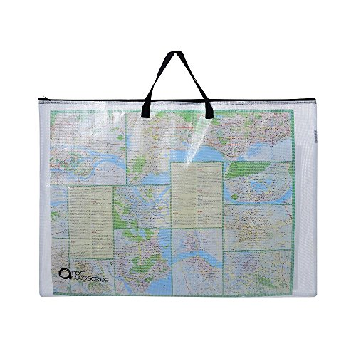 compare price poster board carrying case on