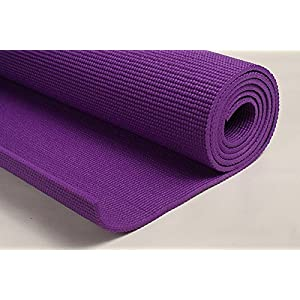 Creatif Ventures Yoga Mat Anti Skit Non-Slip Yoga Mat for Men & Women| 6 MM Thick Memory Foam| Extra Large Mat (72…