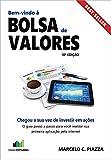capa de Bem-vindo à Bolsa de Valores (2018 - 10ª Edição) - Chegou a sua vez de investir em ações!