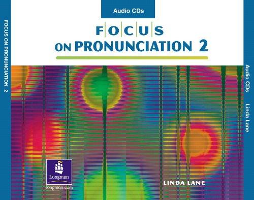 Focus on Pronunciation 2, Audio CDs (4)